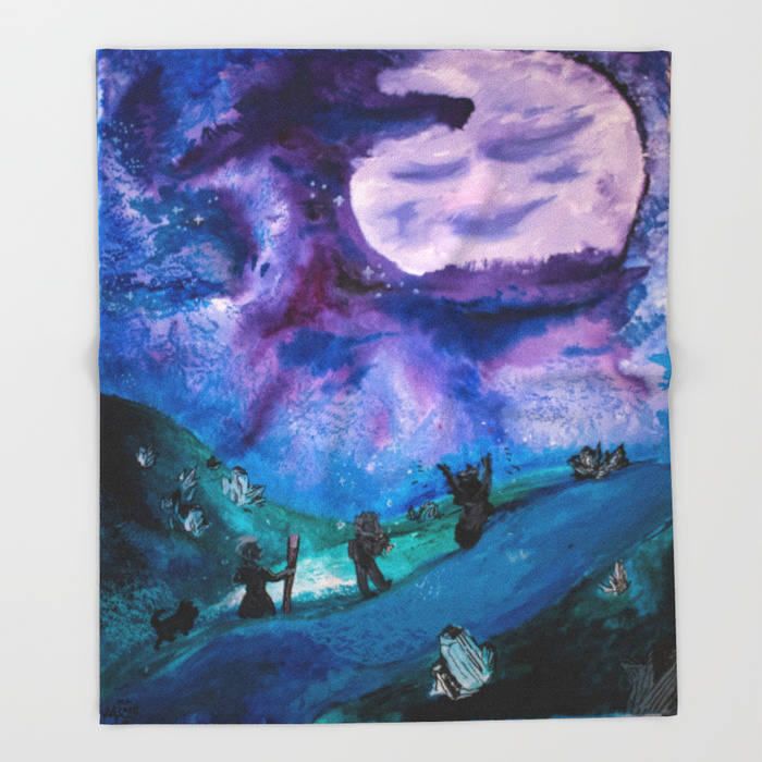 Moonlight Blanket